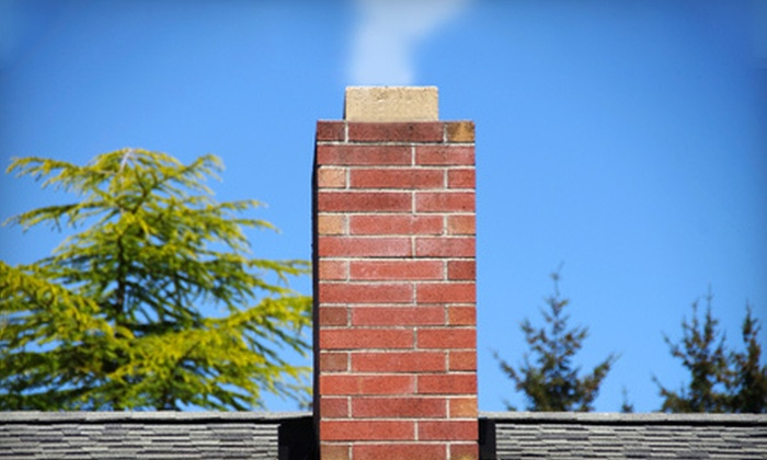 Old Hat Chimney Service - Multiple Locations: Chimney Cleaning and Video Inspection for a One- or Two-Chimney Home (Up to 70% Off)