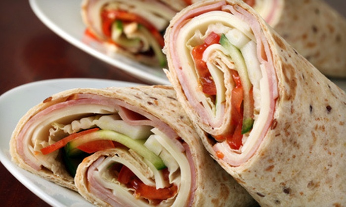Roly Poly - The Loop: $29 for Five Sandwiches, Sides, and Drinks at Roly Poly (Up to $58.50 Value)