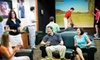 The Golf Club at Chelsea Piers - Chelsea: $49 for Two Hours of Virtual Golf Including Club Rental for Up to Four People at The Golf Club at Chelsea Piers ($110 Value)