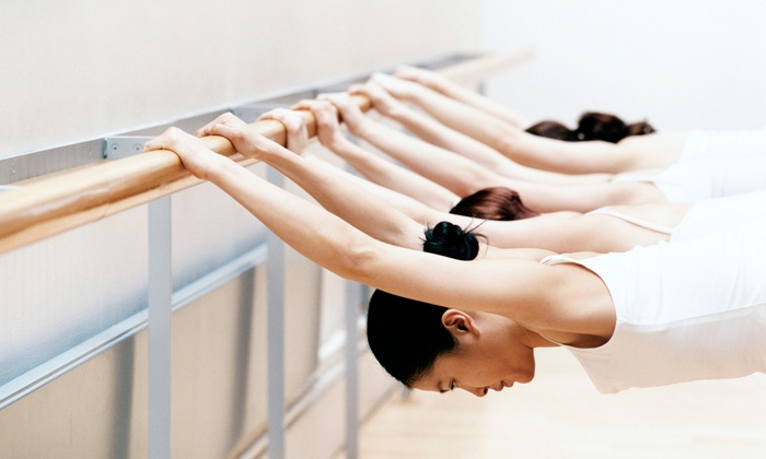 Barre 101 - Multiple Locations: 5 or 10 Barre Fitness Classes at Barre 101 (Up to Half Off)