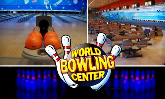 World Bowling Center - Southwest Orange: $5 for Two Games of Bowling and One Pair of Rental Shoes at World Bowling Center ($11 Value)