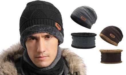 Set cappello e scaldacollo