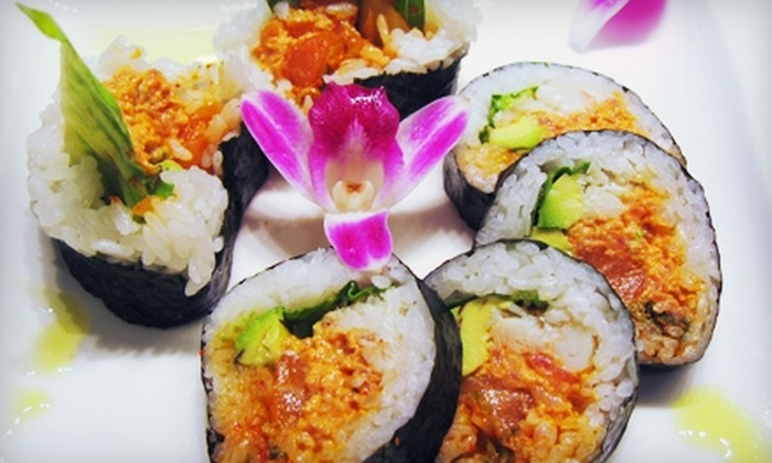 Little Seoul - Downtown: $10 for $20 Worth of Korean Cuisine and Sushi at Little Seoul