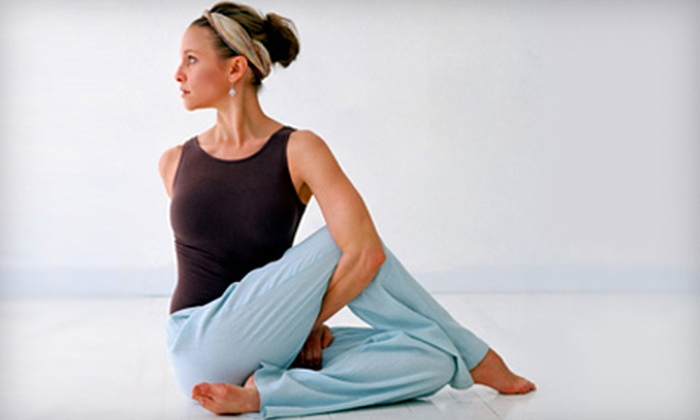 Yoga One - Seekonk: 5 or 10 Regular or Heated Yoga Classes at Yoga One in Seekonk (Up to 54% Off)