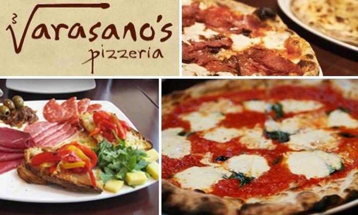 Varasano's Pizzeria - Buckhead: $10 for $25 Worth of Pizza at Varasano's Pizzeria