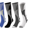Dynamic Recovery Knee-High Compression Socks (6-Pack)