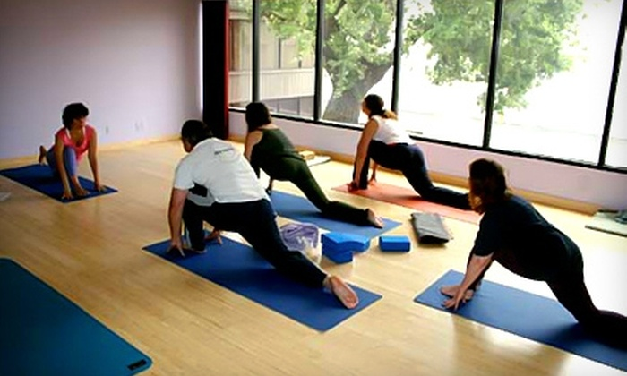 Yoga Upstairs - Agoura Hills: $20 for 10 Yoga Classes at Yoga Upstairs ($100 Value)