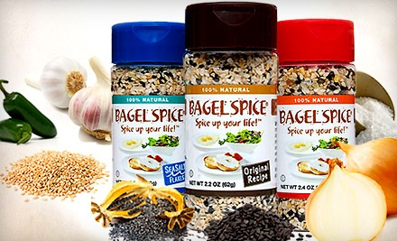 $10 Groupon to Bagel Spice - Bagel Spice in