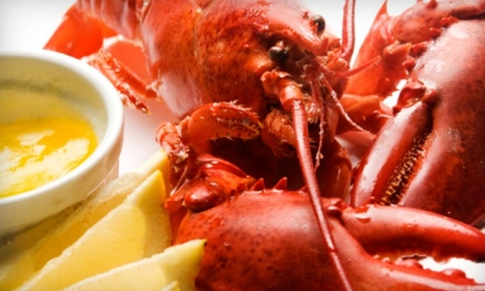 Rockaway Seafood Company - Rockaway Beach: $20 for $40 Worth of Dinner at Rockaway Seafood Company in Belle Harbor (or $10 for $20 Worth of Lunch)