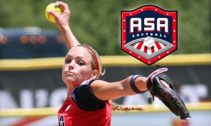 Amateur Softball Association - Central Oklahoma City: Two Tickets to ASA World Cup of Softball. Choose from Five Dates.