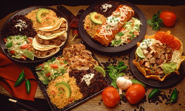 Miguel's Mexican Restaurant - Lakeview: $12 for $25 Worth of Mexican Cuisine and Drinks at Miguel's Mexican Restaurant