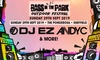 Bass in the Park Festival 2019