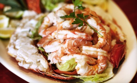 $20 Groupon to Barbecue, Blues & Seafood - Barbecue, Blues & Seafood in Glen Burnie