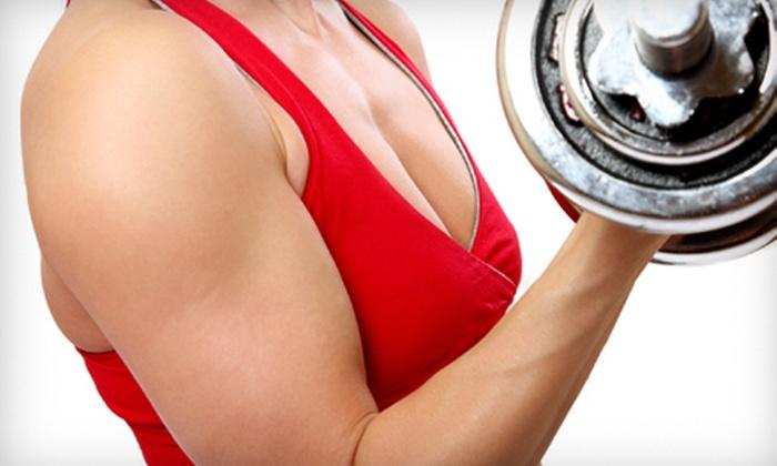 Revive Fitness, LLC - Penn Center,Center City,Rittenhouse: $20 Toward Fitness Services