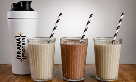 Prana Protein Shakes and Raspberry Ketones for Weight Management and Post-Workout Recovery