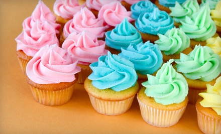 1-Dozen Custom Cupcakes (up to a $42 value) - Just Cakes by Viki in Vancouver