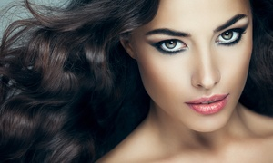 EMGEE Studios: $29 Shampoo and GHD Curls, $35 with Eye Makeup or $89 with Cut and Foils at Emgee Studios Party Ltd (Up to $250 Value)