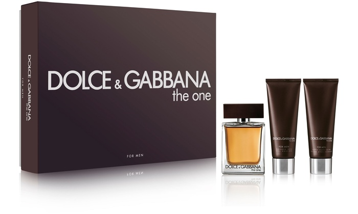 Coffret Dolce Gabbana The One for Men   Groupon Shopping 4c79853e9840