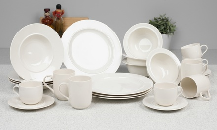 Alessi Porcelain Dinnerware Set