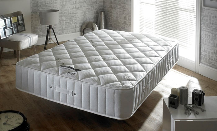 Calming 3000 Memory Foam and Pocket Sprung Mattress from £189.98 With Free Delivery (Up to 81% Off)