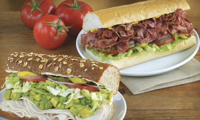 Togo's - Multiple Locations: $9 for Three Sandwiches, Wraps, or Salads at Togo's (Up to $19.77 Value)