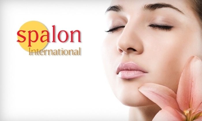 Spalon International - West University Place: $50 for a Microdermabrasion Treatment at Spalon International ($120 Value)