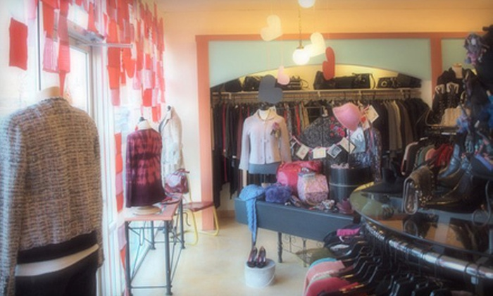 Ali's Closet Consignment Boutique - Englewood: Women's Designer Apparel at Ali's Closet Consignment Boutique in Englewood (Up to 58% Off). Two Options Available.