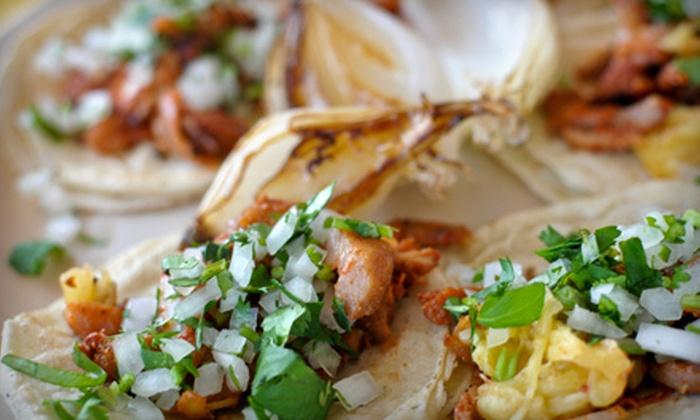 Casa Ramos II - Sherwood: $15 for $30 Worth of Mexican Fare at Casa Ramos II in Mesa