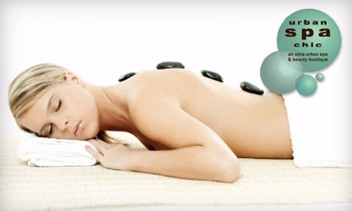 Urban Spa Chic - West Loop: $59 for a Microdermabrasion Facial at Urban Spa Chic ($125 Value)