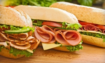 $10 Groupon to Our Town Deli - Our Town Deli in Grand Rapids