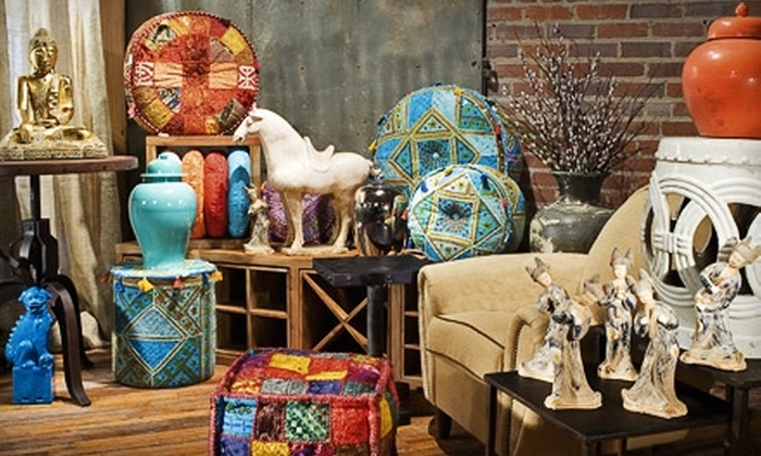 World Interiors - Austin: $50 for $200 Worth of Home Furnishings at World Interiors