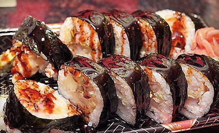 Japanese Dinner for 2 (a $41 total value) - Sushi House Of Newark in Newark
