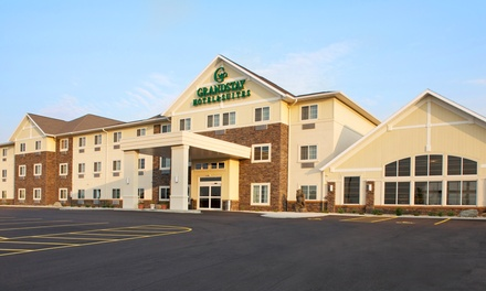 Stay at GrandStay Hotel & Suites Mount Horeb in Mount Horeb, WI. Dates into May.