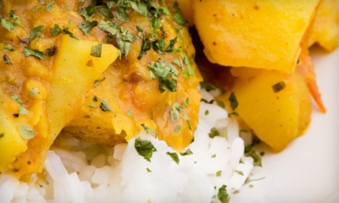 Darbar - Baltimore: $15 for $30 Worth of Indian Dinner Fare or $10 for $20 Worth of Lunch Fare at Darbar