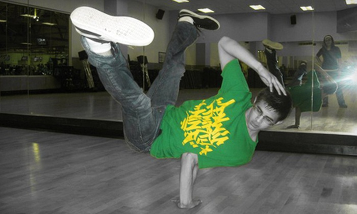 Avengers Dance Crew - Greater Heights: 3, 5, or 10 Breakdancing Classes from Avengers Dance Crew (Up to 60% Off)