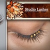 Studio Lashes - Golden Triangle: $105 for a Full Set of Lashes at Studio Lashes ($300 Value)