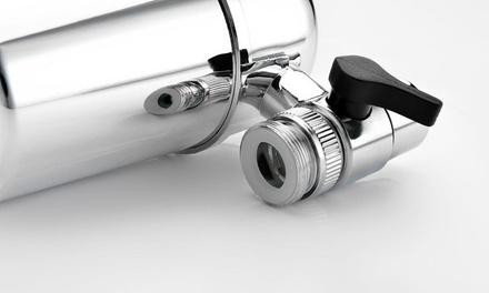purificateur d 39 eau pour robinet groupon shopping. Black Bedroom Furniture Sets. Home Design Ideas