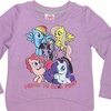 Girls' Character Fleece Pullovers (Size M)