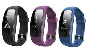 ID107Plus HR Weather Display GPS Fitness Tracker