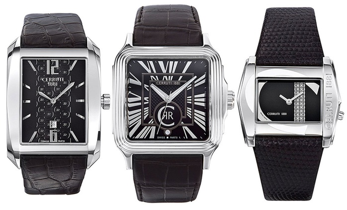 Cerutti 1881 Watch from £61.99 With Free Delivery