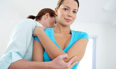 Examen completo, informe, recomendaciones y 1, 2 o 4 ajustes quiroprácticos desde 19,95 € en Terapia Integrativa Oferta en Groupon