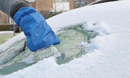 1 o 2 raspadores de hielo para coche