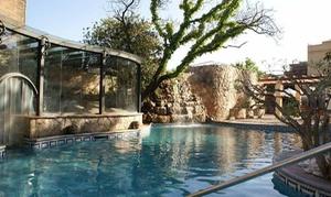 Termes La Garriga: Circuito termal spa ilimitado para 2 con opción a ducha circular y Kneipp y/o masaje desde 19,95 € en Termes La Garriga