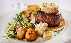 One Or Two Groupons, Each Good For $30 Worth Of Italian Cuisine At Mulinos Restaurant (up To 52% Off)