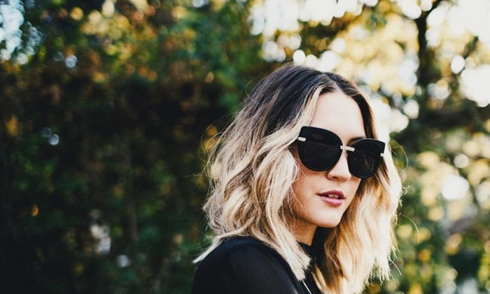 Jessica at Salon Bloom - Foothill Boulevard Corridor West: Women's Haircut with Conditioning Treatment from Jessica at Salon Bloom (60% Off)