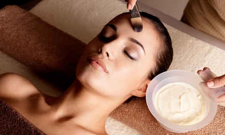One or Three Pumpkin Peels at Faces MD Medical Aesthetics (Up to 74% Off)