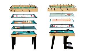 Table multi-jeux