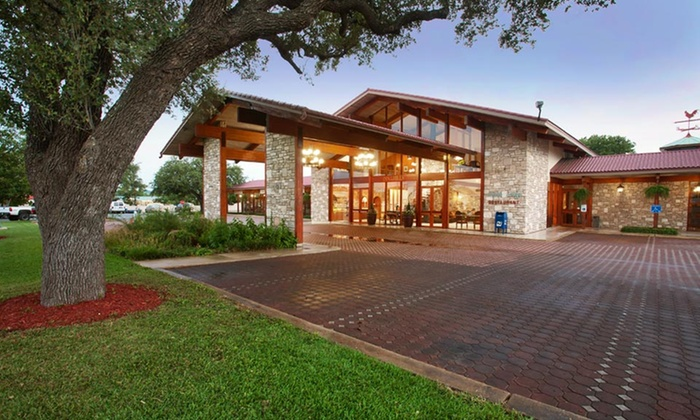 null - San Antonio: Stay at Inn of the Hills in Kerrville, TX
