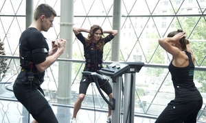 Personne Physique Coach Sportif: 1, 3 ou 5 séances d'exercises physiques (Electrical Muscle Stimulation) à partir de 14,99€ au lieu de 35€
