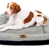 American Kennel Club Suede Pet Bed